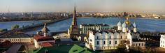 Blog   Exact Change - Nuevo post: Visitamos la ciudad de Kazan, a orillas del río Volga