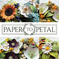 After giving it some good thought, I decided to change the name of my Instagram account to paper_to_petal. I've been meaning to do this for some time and now that I opened my Etsy shop, it felt like the perfect opportunity. So it's still me here, just another username. Time will tell if this was a good idea!  #paper_to_petal #paperart #paperartist #paperquilling #paperflowers #quillingart #handmade #etsy #etsyshop #etsyseller #botanicalart