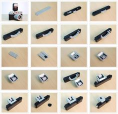 Nanoblock camera