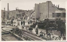 Az 1944. április 13-i győri terrorbombázás - Régi Győr Painting, Art, Art Background, Painting Art, Kunst, Paintings, Performing Arts, Painted Canvas, Drawings