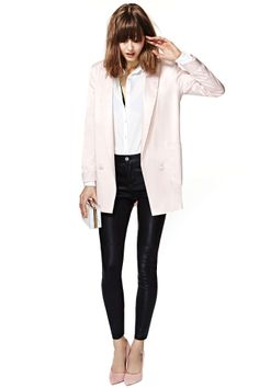 Sweet Sounds Blazer | Shop Jackets + Coats at Nasty Gal