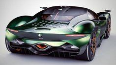 The Alfa Romeo Furia Supercar Concept Pays Homage to History Alfa Alfa, Roadster, Alfa Romeo Cars, Lifted Ford Trucks, Futuristic Cars, Amazing Cars, Hot Cars, Concept Cars, Exotic Cars