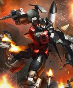 Aerialbot Skydive G1 Artwork From Transformers Legends Game