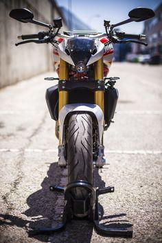 Ducati Monster Motorcycle 9