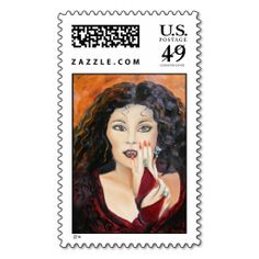 Vampyre Stamps