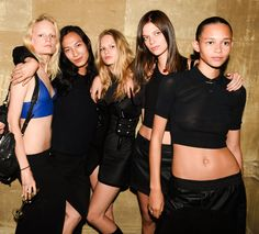 THE group text - and Inspiration - and Footwear - Handbags and Styling Accessories - International Advertising Campaigns - Gifts and Bargain Shopping - Brands - Editorial Magazine Covers - Supermodels and Runway Models Uk Fashion, Fashion Books, Fashion News, Fashion Beauty, Models Backstage, Group Costumes, Famous Brands, Runway Models, Fashion Advice