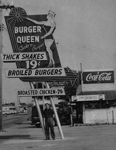 Burger Queen - Tampa, Florida