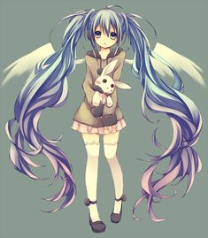 Tags: Anime, Hatsune Miku, Vocaloid, Pixiv, Li