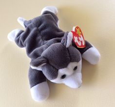 TY BEANIE BABIES Dog NANOOK Stuffed Animals Collectible Toys Gift Boys Girls #Ty