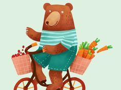 Bear by Evelline Andrya (Indonesia)