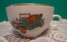 Rolls Royce Model 1909 Tea Cup Brooks Brothers England  | eBay