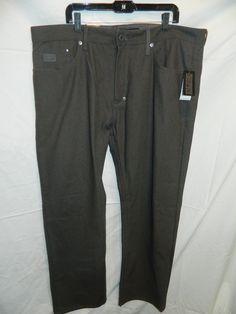 Sean John Jeans, Hamilton Straight Fit Denim Jeans ,Size 42  Grey INV#0047 #SeanJohnJeans #Stright