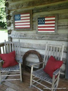 Country Living ~ Patriotic