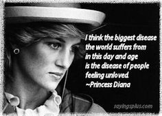 Large collection of princess diana quotes and sayings. Call me Diana, not Princess Diana. Princess Diana Quotes, Great Quotes, Inspirational Quotes, Words Quotes, Sayings, Top Quotes, Humor Quotes, Feeling Unloved, Lonliness