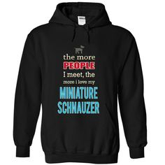MINIATURE SCHNAUZER T-Shirts, Hoodies. VIEW DETAIL ==► https://www.sunfrog.com/Pets/MINIATURE-SCHNAUZER-8824-Black-15059149-Hoodie.html?id=41382