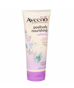 Best Moisturizers for Dry Winter Skin    Gentlest    Aveeno Positively Nourishing Calming Body Lotion  With anti-inflammatory chamomile and soothing lavender, this dermatologist-recommended salve won't sting even cracked skin.    To buy: $6 at drugstores