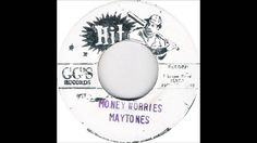 Rockers (1978) Movie Soundtrack - The Maytones - Money Worries