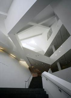 Denver Art Museum by Daniel Libeskind Architect / Denver, Colorado, USA…