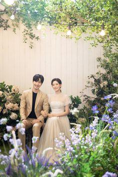 Wedding Couples, Cute Couples, Cute Couple Outfits, Asian Men Fashion, Korean Wedding, Youre My Person, Pre Wedding Photoshoot, House Dress, Bridesmaid Dresses