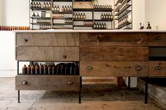 The New Aesop Shop In London by Ciguë