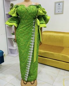 African Dresses For Kids, African Lace Dresses, Latest African Fashion Dresses, African Print Fashion, African Party Dresses, African Fashion Traditional, African Print Dress Designs, Lace Dress Styles, Afro