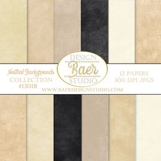 Digital backgrounds for creating photography backgrounds, scrapbook layouts, planner stickers, paper decorations, invitations, cards and more.