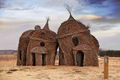 Roślinne konstrukcje :: Magazyn Akademia Sztuki :: Sztuka Design Architektura :: Inspiracje
