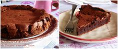 Torta cioccolatino dal cuore fondente è una irresistibile e golosissima torta: puro cioccolato, una delizia che si scioglie in bocca per un'estasi di sapore