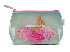 Køb lille Catseye toilettaske, pink kanin her - til en skarp pris