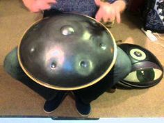 PANART HANG DRUM FOR SALE - YouTube
