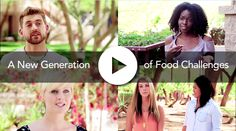 A New Generation of Food Challenges - Can we continue eating whatever? Something needs to shift and it has!