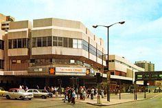 Victoria Centre, Nottingham (1970s).