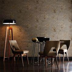 Harlequin - Designer Fabrics and Wallcoverings   Products   British/UK Fabrics and Wallpapers   Peninsula Palm (EREE110817)   Anthology 01