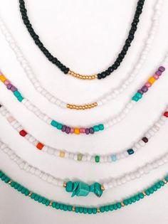Bracelet Patterns, Bracelet Designs, Necklace Designs, Jewelry Patterns, Beaded Choker, Beaded Jewelry, Beaded Bracelets, Embroidery Bracelets, Bead Jewellery