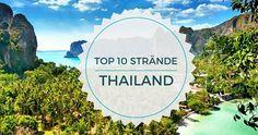 Endlich habe auch ich einen Post über die 10 schönsten Strände in Thailand veröffentlicht... Lass sie dir diese paradiesischen Orte nicht entgehen! http://flashpacking4life.de/top-10-beaches-thailand-schoenste-straende/