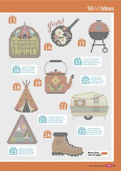 09 - 50 Camping gift ideas 2