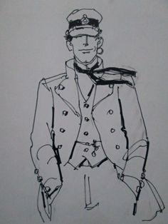 Périples Secrets, Hugo Pratt, disponible sur entre-image.com
