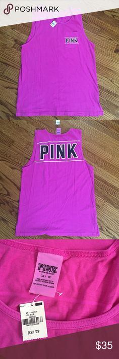 New with tags from PINK VS Size xs from PINK VS new with tags PINK Victoria's Secret Tops