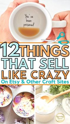 Easy Crafts To Sell, Money Making Crafts, Make Easy Money, Diy Arts And Crafts, Diy Craft Projects, Diy Crafts For Kids, Starting An Etsy Business, Craft Business, Business Ideas