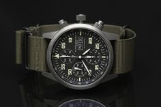NATO. Maurice de Mauriac Zurich. http://www.mauricedemauriac.com/ (Click on photo for larger image.) Photo found here: http://professionalwatches.com/2012/05/maurice_de_mauriac_zurich_chro.html