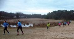 Footprint/BW trailrunning in de regio