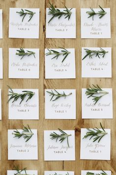 108 insanely creative seating cards and displays page 17 Wedding Trends, Trendy Wedding, Wedding Designs, Diy Wedding, Rustic Wedding, Wedding Bride, Wedding Ideas, Kinfolk Wedding, Wedding Bouquets