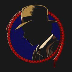 Hardboiled Professor T-Shirt $10 Indiana Jones tee at ShirtPunch today only!