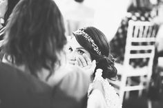 E+G | Fotografo brescia matrimonio - sposa commossa