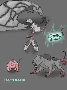 Aliens, Legendary Monsters, Naruto Sharingan, Lab Rats, Cartoon Crossovers, Character Profile, Concept Art, Beast, Character Design
