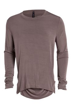 Long sleeve with thumb holes