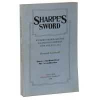 Bernard Cornwell - Sharpe's Sword - Collins UK 1983 - Signed Proof