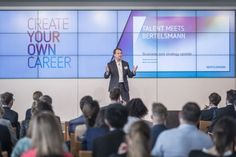 """Саммит в Германии """"Talent Meets Bertelsmann 2018"""" Со 2 по 4 июля в Берлине пройдет ежегодная встреча молодых лидеров, обладающих предпринимательским складом ума и готовых к поиску нестандартных решений. Дедлайн: 13 мая Meet You, Berlin, Career, Carrera"""