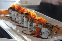 Dragon Rolls and Corn Tempura @ Aisuru Sushi, Subiaco, W. Dragon Roll, Food Journal, Tempura, Sushi, Rolls, Ethnic Recipes, Blog, Food Diary, Buns