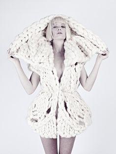 Photographer. Xi Sinsong    Model. Samantha Ruggiero        Stylist. Emily Bess    Make Up Artist. Misha Shazada      Hair Stylist. Sonia Castleberry    Nail Artist. Julie Kandalec